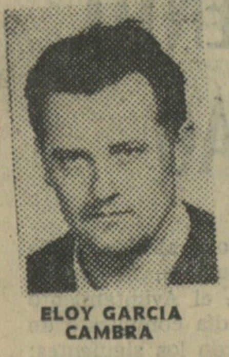 Todas las víctimas de ETA: Eloy García Cambra, policía municipal