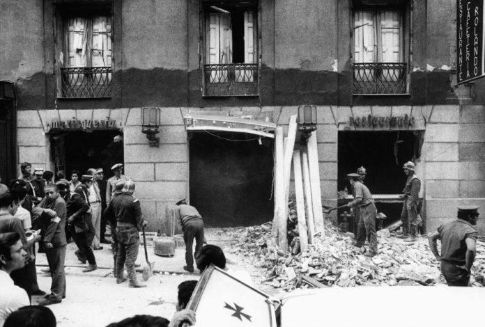 Todas las víctimas de ETA: atentado contra la cafetería Rolando