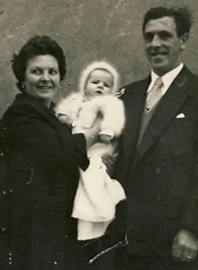 Todas las víctimas de ETA, Mª Begoña Urroz Ibarrola de 22 meses (28/06/1960)