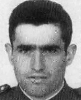 Todas las víctimas de ETA: Manuel Pérez Vázquez, Guardia Civil