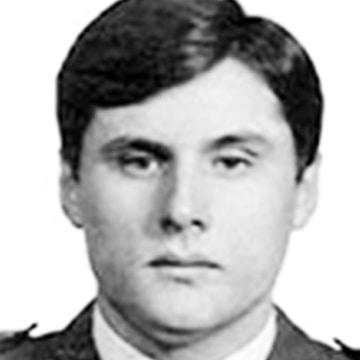 Todas las víctimas de ETA: Martín Durán Grande, guardia civil de 21 años