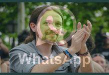 Mensaje Whats App, hipoteca Caja Ingenieros Iglesias y Montero