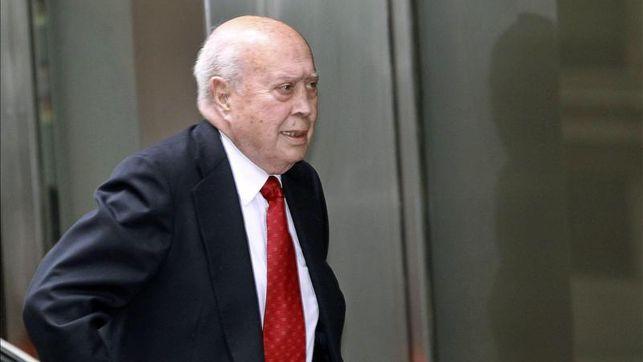 Basura en Twitter tras la muerte del extesorero del PP, Álvaro Lapuerta