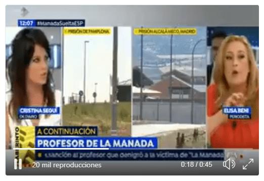 Elisa Beni, Cristina Seguí