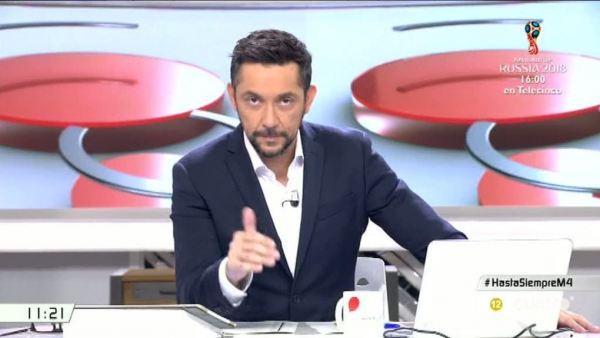 Javier Ruiz y Antón Losada, Las Mañanas de Cuatro