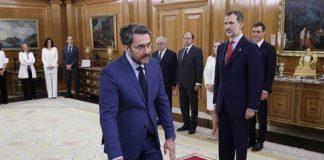 Máxim Huerta dimisión Pedro Sánchez