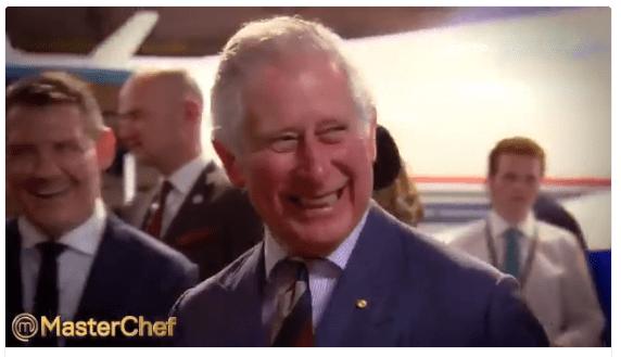 El Príncipe Carlos de Inglaterra es invitado a