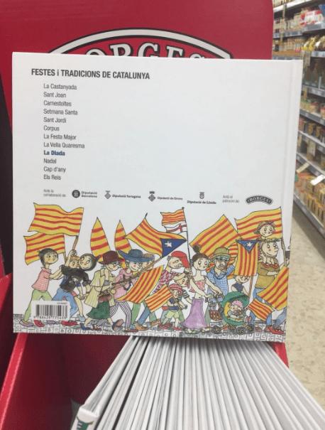 Boicot productos de Borges