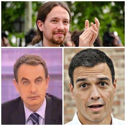 Senadora boliviana acusa a Pablo Iglesias, Zapatero y Pedro Sánchez