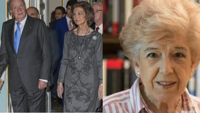 Pilar Urbano al Rey Juan Carlos
