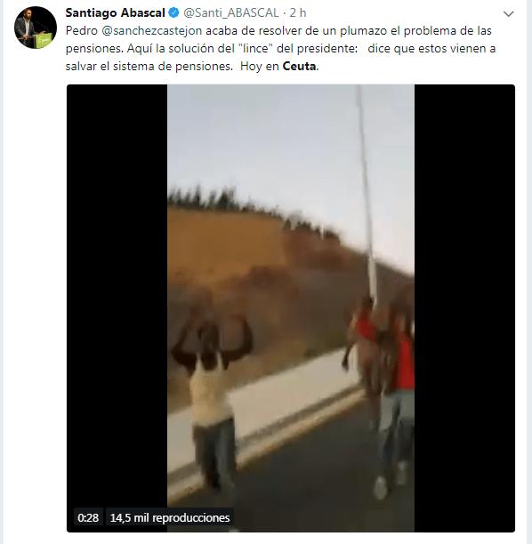 Ataques cal viva y radiales a la Guardia Civil en Ceuta