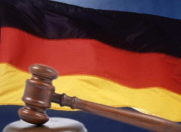 justicia alemana