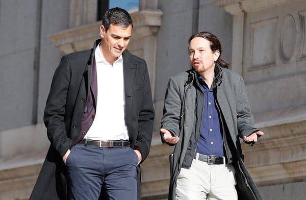 El golpe de estado que está preparando Pedro Sánchez