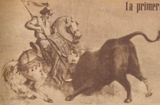 primer festejo taurino celebrado en Barcelona