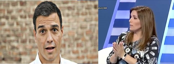 Martu Garrote destapa un secreto inconfesable de Pedro Sánchez