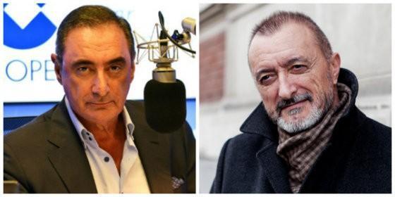 Carlos Herrera y Arturo Pérez-Reverte se rieron de los progres