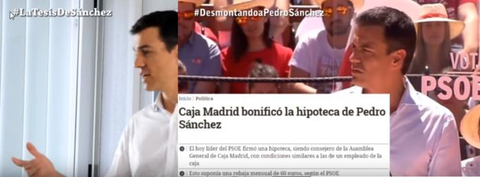 Desmontando a Pedro Sánchez en dos vídeos