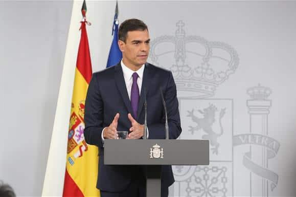 Pedro Sánchez está bien de la cabeza
