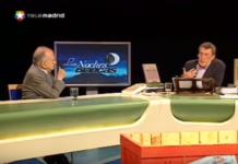 Santiago Carrillo, Fernando Sánchez Dragó, Paracuellos