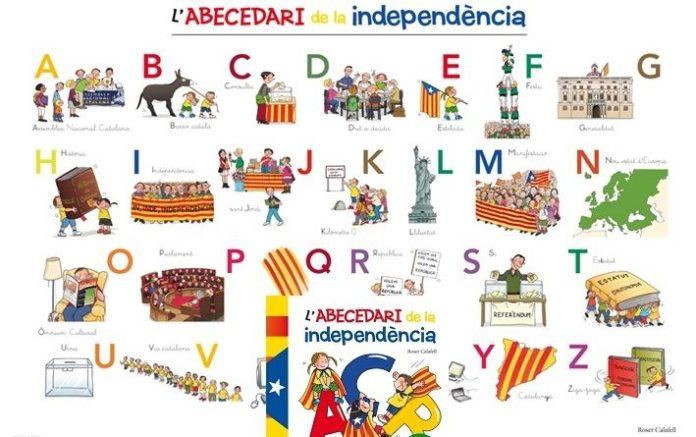 abecedario independentista