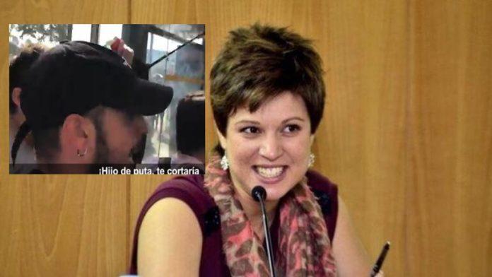 Beatriz Talegón cinismo autozasca
