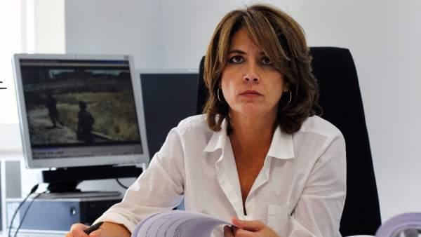 Ministra Delgado cuenta oficial Twitter