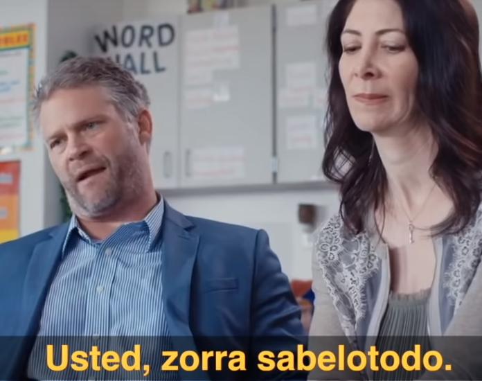 Vídeo parodia pensamiento progre