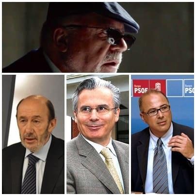 Grabaciones Villarejo gobierno de Sánchez y PSOE