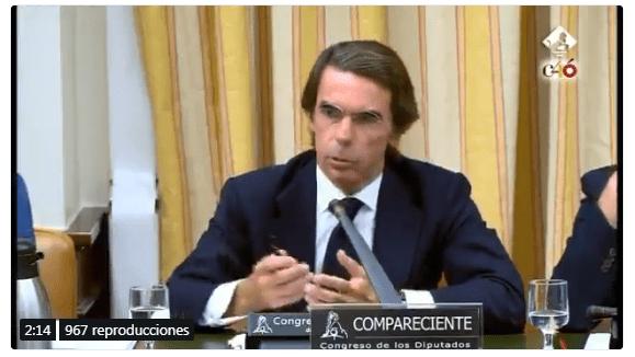 José Mª Aznar Pablo Iglesias