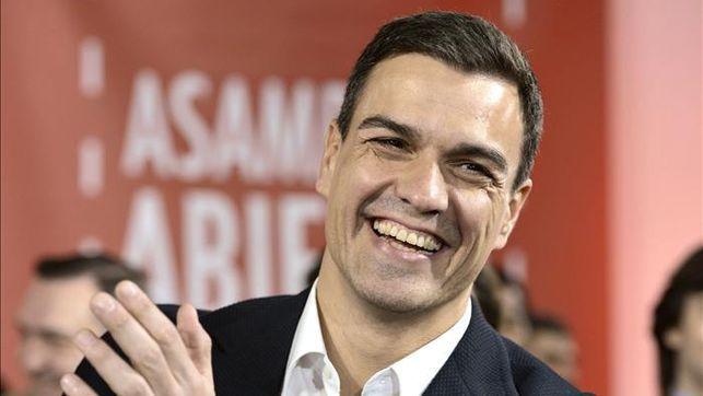 Pedro Sánchez está encantado de conocerse