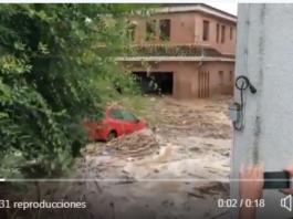 Sindicato de Bomberos Forestales García Page riada Toledo