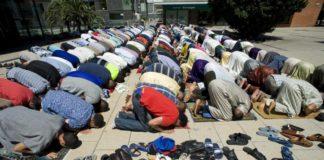 asedio musulmán