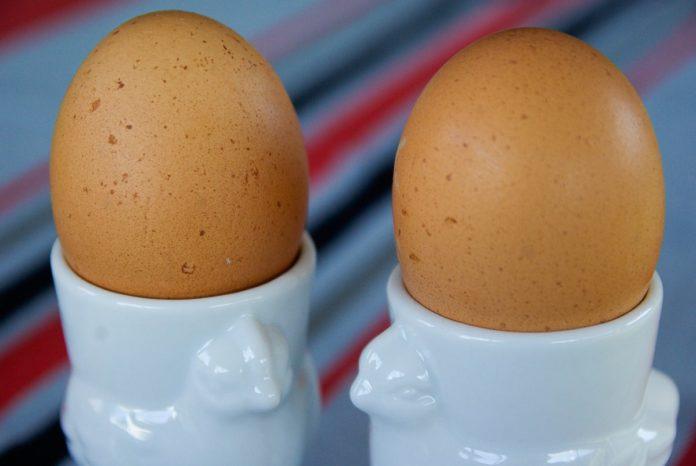 dos huevos duros