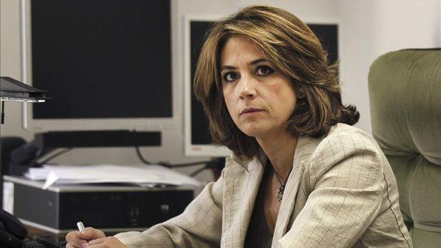 El Mundo ministra Delgado lamparones