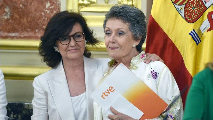 Rosa María Mateo TVE