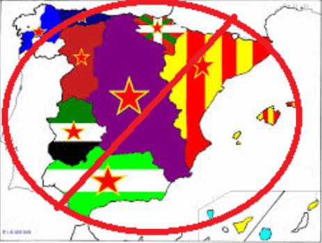 partidos separatistas