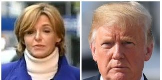Almudena Ariza Donald Trump