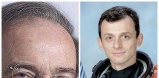 Antonio Burgos el astronauta torpe Pedro Duque