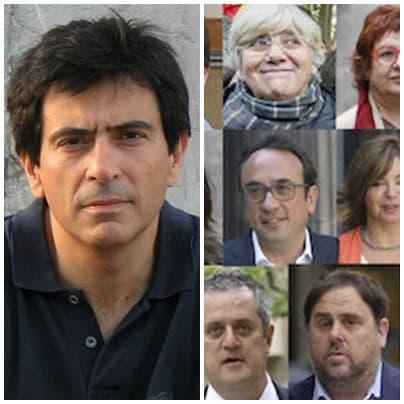 Arcadi Espada privilegios políticos presos en la cárcel