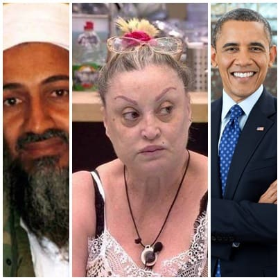 Aramís Fuster Obama Bin Laden