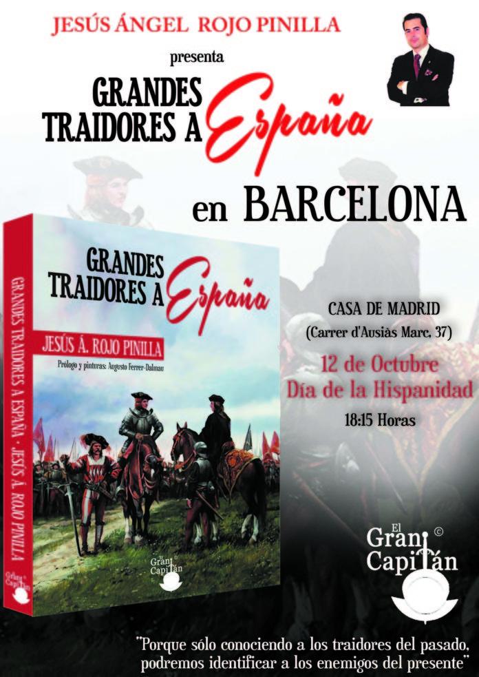 Grandes traidores a España