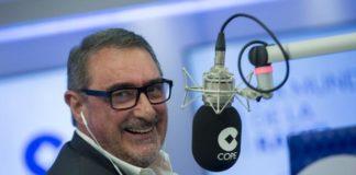 Carlos Herrera se cachondea eurodiputados