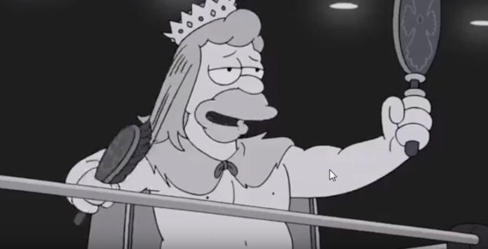 Capítulo de los Simpson colectivo LGTBI