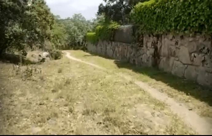 Vídeo mansión Pablo Iglesias