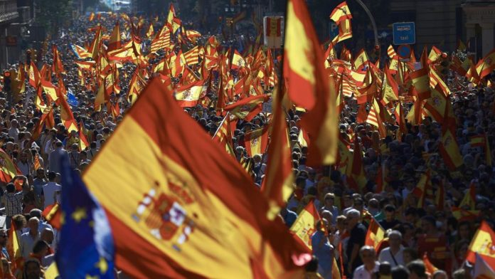 Josep Borrell 8 de octubre