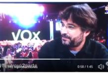 Jordi Évole Vox