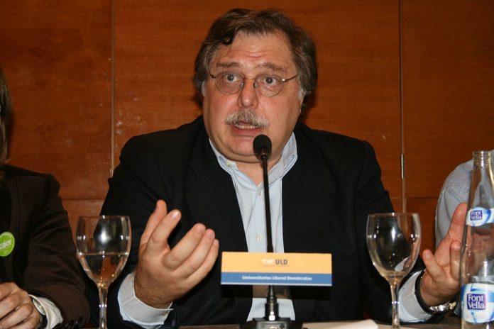 Luis Herrero legislatura CIS
