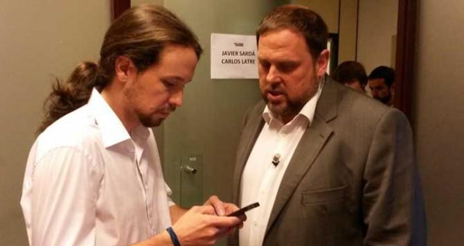 Escandaloso tuit de Pablo Iglesias golpistas impunes