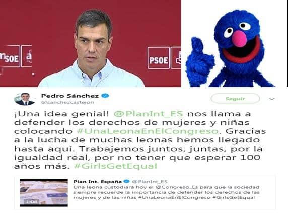 Pedro Sánchez se lleva un zasca estratosférico en Twitter