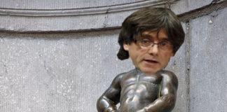 Cobardía Puigdemont elecciones europeas miedo detenido